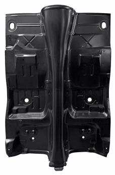 OER 1970-74 Camaro / Firebird Complete Floor Pan with Braces and Torque Boxes (auto trans) - EDP Coated C9009