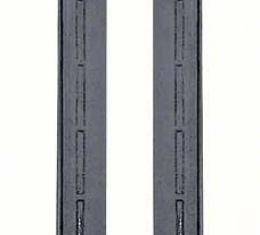 OER 1967-69 Camaro / Firebird Original Style Quarter Window Vertical Weatherstrip with Steel K664