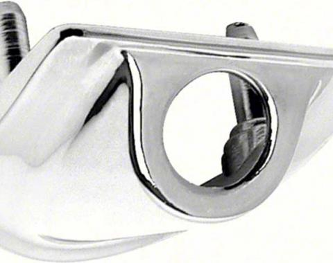 OER 1970-73 Camaro Trunk Lock Bezel 9659628