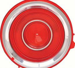 OER 1970-73 Camaro RS Tail Lamp Lens, RH 5963062