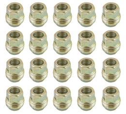 OER 1982-02 Lug Nut Set 12MM-1.5 with External Threads - Set of 20 *R5123