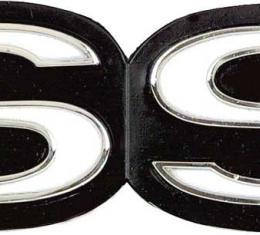 "OER 1969 Camaro ""SS"" Emblem for RS Grille 3943229"