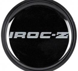 OER IROC-Z Style Wheel Center Cap Emblem Silver 14066938