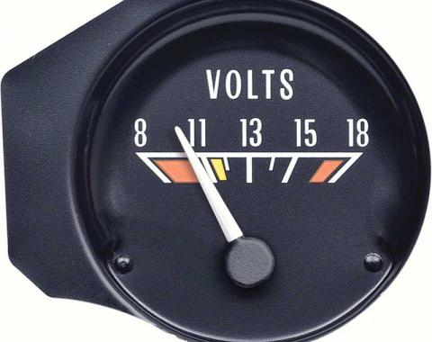 OER 1970-79 Firebird Volt Gauge 6473693