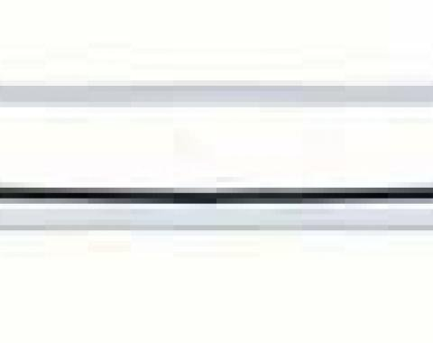 OER 1969 Camaro Standard Replacement Chrome Front Bumper 153186A