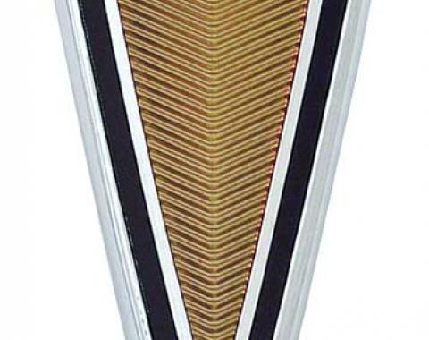 OER 1978-81 Pontiac Firebird Esprit / Special Edition Gold Front Panel Crest 10005607
