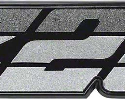 "OER 1980-81 Camaro Charcoal ""Z28"" Grill Emblem 14024333"