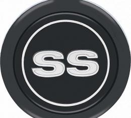 OER 1971-81 SS Horn Cap Emblem 352886