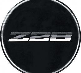 OER 1982-86 Camaro N90 Aluminum Wheel Center Cap Insert Z28 Silver 14035332