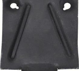 OER 1967-68 Camaro/Firebird Glove Box Catch Plate 3891672