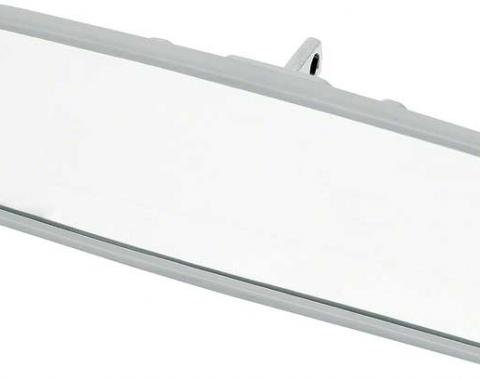 """OER 1966-75 8"""" Polished Stainless Inner Rear View Mirror 916177"""