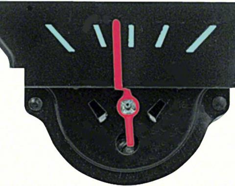 OER 1967 Camaro Console Battery Amp Gauge 6291987