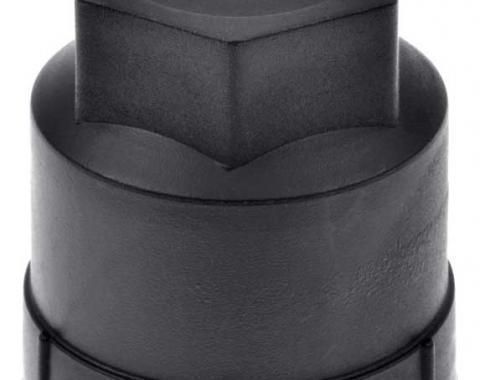 OER Lug Nut Cap Black 10028614