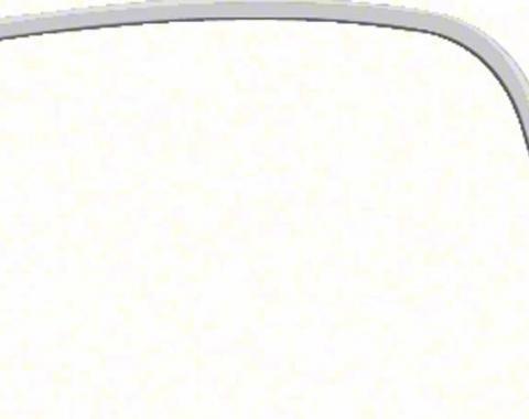 OER 1971-79 Camaro / Firebird Roof Drip Molding - RH - w/o Vinyl Top - T-Top 9605610