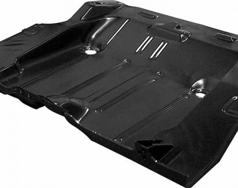 OER 1969 Camaro / Firebird Full Trunk Floor Pan with EDP Coating C339