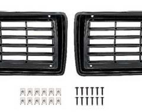OER 1979-81 Firebird Trans AM Grills - Pair 14418