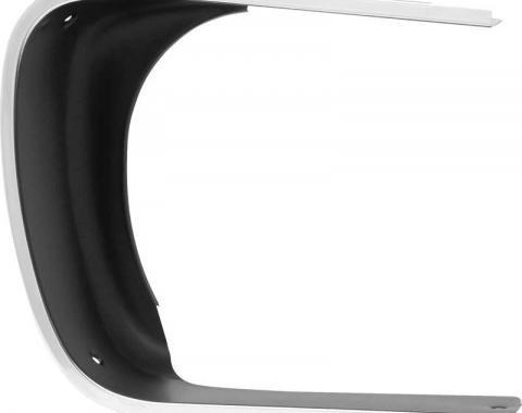 OER 1967-68 Camaro RS Headlamp Bezel, RH 3898150