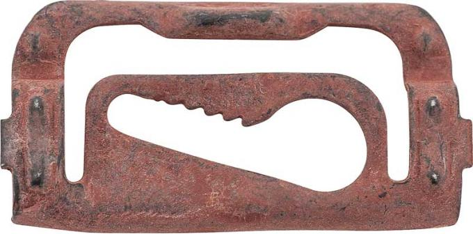 OER 1968-77 GM, Molding Clip, Windshield and Back Window Reveal Molding, Each 9895598