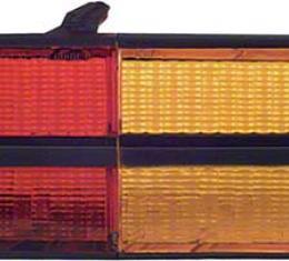 OER 1980-81 Camaro Z28 Tail Lamp Lens, LH 5930259