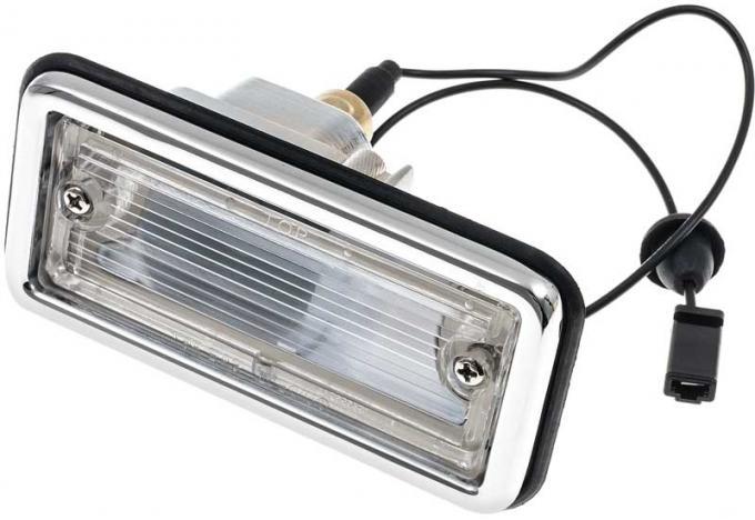 OER 1967-68 RS Back-Up Lamp Assembly - RH K1968R