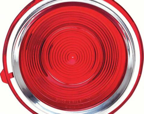 OER 1970-73 Camaro Standard Tail Lamp Lens, LH 5963051