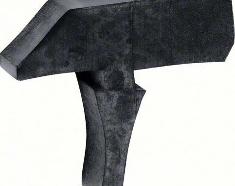 OER 1970-81 Firebird Hood Panel Side To Fender Rubber Bumper 9799712