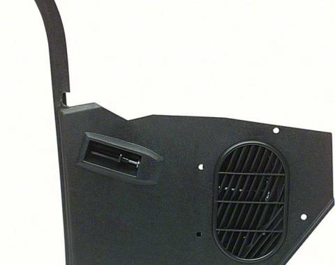 OER 1967-68 Camaro / 1967-69 Firebird Without AC Kick Panel, LH K485