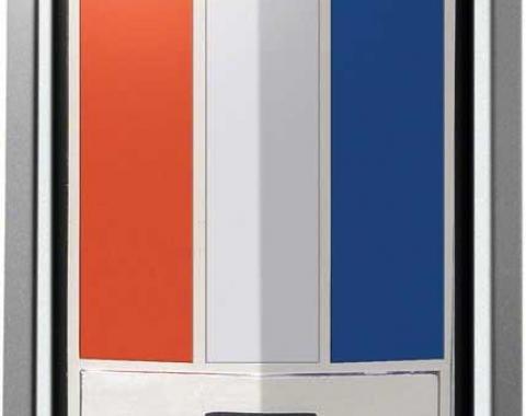 OER 1978-79 Camaro Bow Tie Fuel Door Emblem 9635455