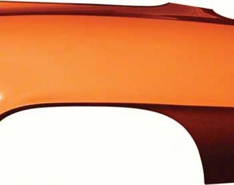 OER 69 LH Firebird Convertible Quarter Panel 7779483
