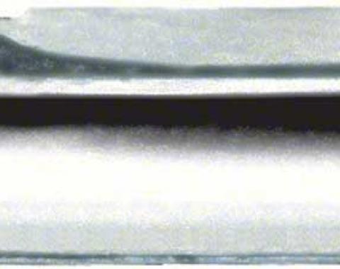OER 1970-81 Camaro Upper Fender Edge Molding, LH 3986059