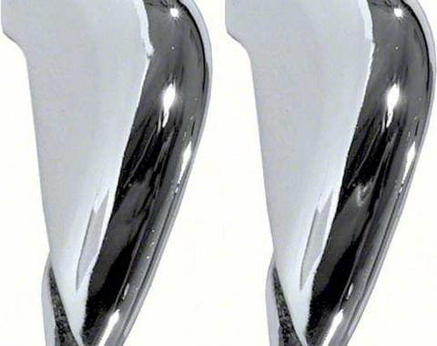 OER 1970-73 Camaro Rear Bumper Guards K229