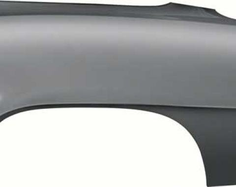 OER 1969 Camaro Convertible Complete Quarter Panel, LH 7779481