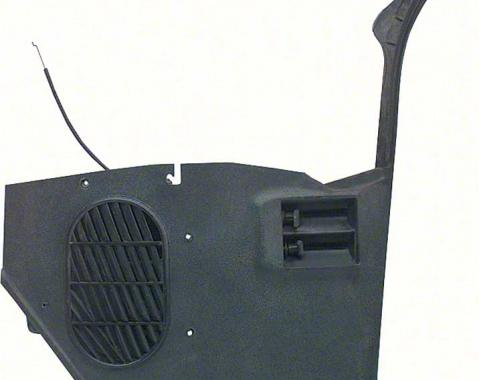 OER 1969 Camaro Without AC Kick Panel, RH 8752666