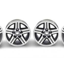 "OER 16"" x 8"" IROC-Z Style Aluminum Wheel 5 x 4-3/4"" Bolt Pattern 4-1/4"" Backspace - Set of 4 *R4424"