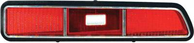 OER 1969 Camaro Standard Tail Light Lens, RH 5961568