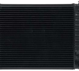 OER 1967-69 Camaro L6 / V8 Small Block with Automatic Trans 4 Row Copper/Brass Radiator CRD3374A