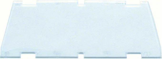 OER 1968-76 Console Gauge Lens 6480882