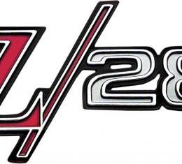 """OER 1968 Camarop """"Z/28"""" Front Fender Emblem 3947011"""