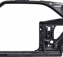OER 1967 Camaro / Firebird Coupe Quarter Panel and Door Frame, LH C2352