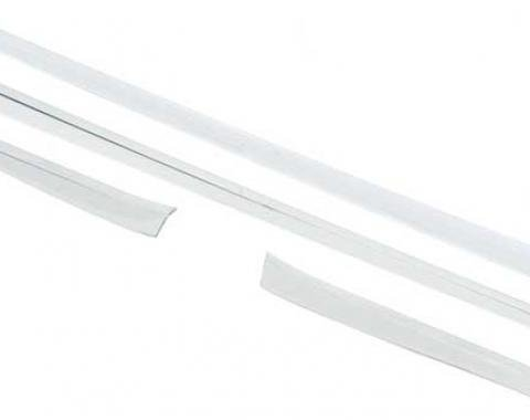 OER 1968 Camaro Coupe Outer Door / Quarter Reveal Molding Kit *R680