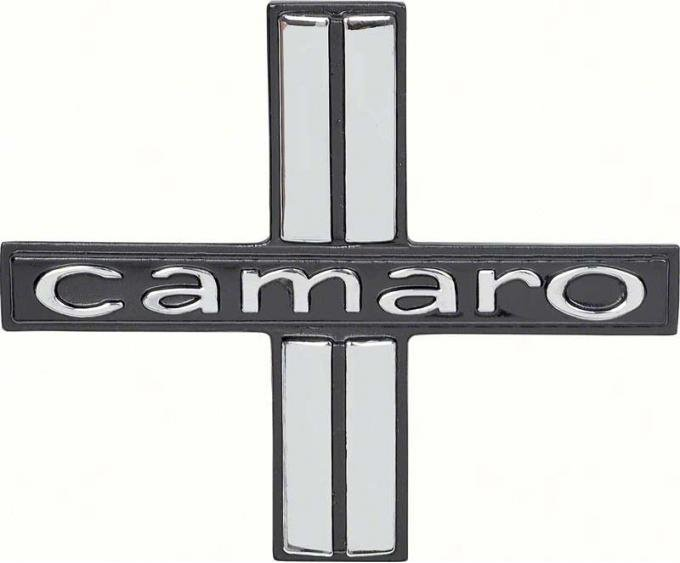 OER 1967 Camaro Deluxe Door Panel Emblems 7698289