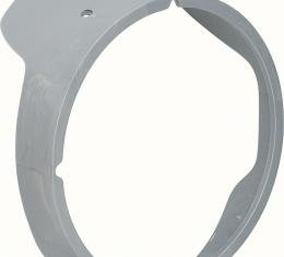 OER 1969 Camaro Standard Unpainted Headlamp Bezel without Chrome, LH 3935927