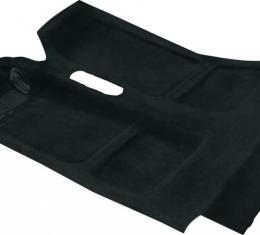 OER 1985-92 F-Body Black Passenger Area Cut Pile Carpet Set K29501