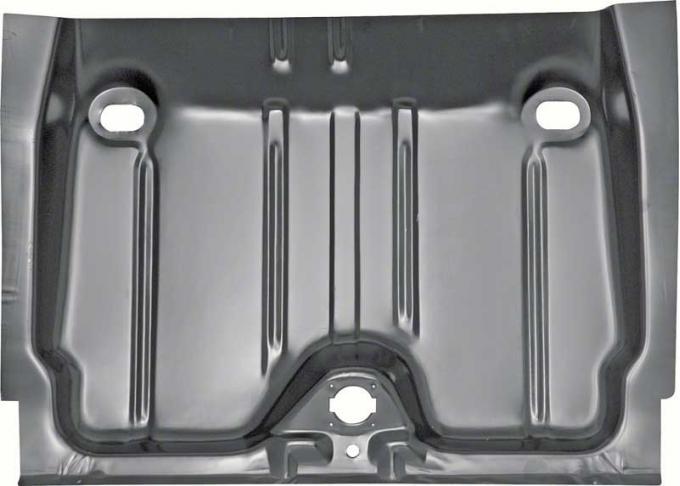 Camaro Trunk Floor Pan Repair Panel, 1967-1968