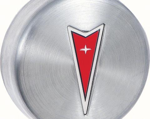 OER 1973-76 Pontiac Rally Wheel Center Cap 488953