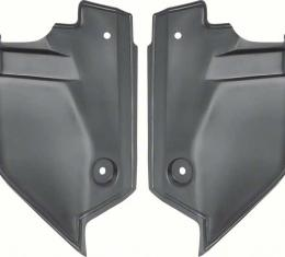 OER 1969 Camaro Rally Sport Headlight Actuator Shields K4138