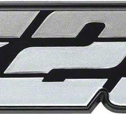 "OER 1980-81 Camaro Silver ""Z28"" Grill Emblem 14024332"