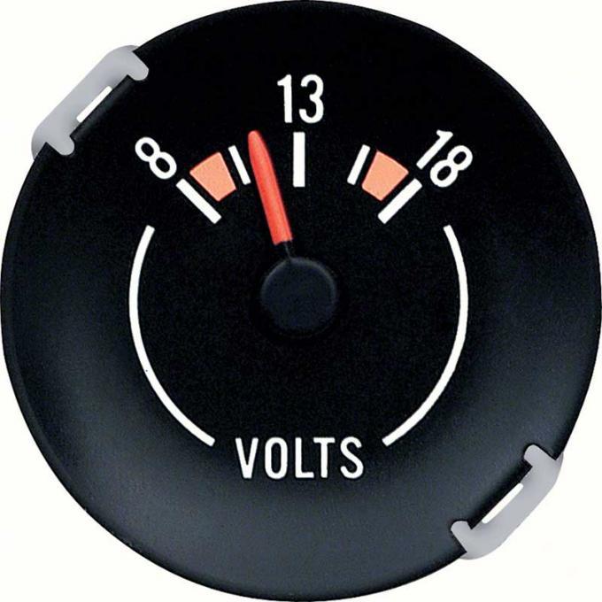 OER 1976-78 Camaro Dash Volt Gauge 6474343