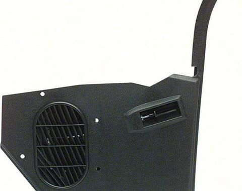 OER 1967-68 Camaro / 1967-69 Firebird Without AC Kick Panel, RH K484