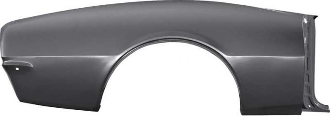 OER 1967 Camaro Quarter Panel Skin With Door Jamb - RH K1022